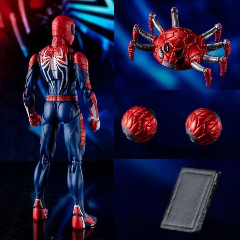 اکشن فیگور اسپایدرمن ( Advanced Suit )