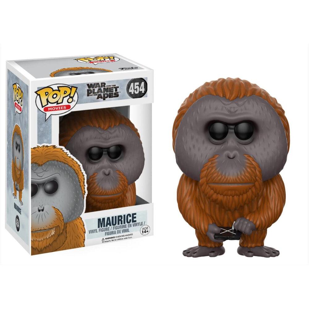 فانکو پاپ Maurice ( سیاره میمون ها )