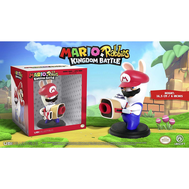 فيگور Rabbid Mario ( نبرد پادشاهى - نینتندو سوئیچ - Mario + Rabbid )