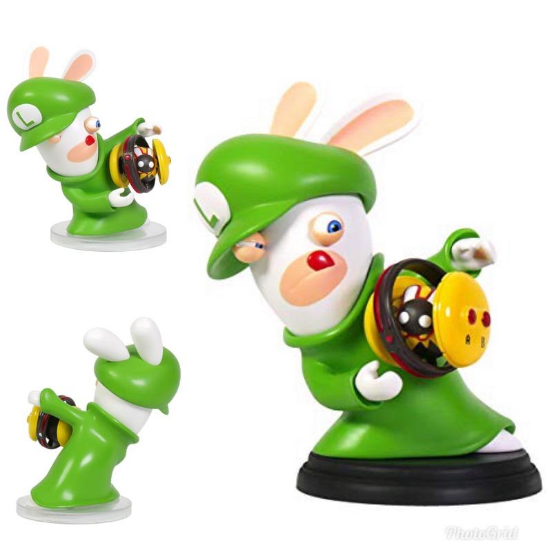 فيگور Rabbid Luigi ( نبرد پادشاهى - نینتندو سوئیچ - Mario + Rabbid )