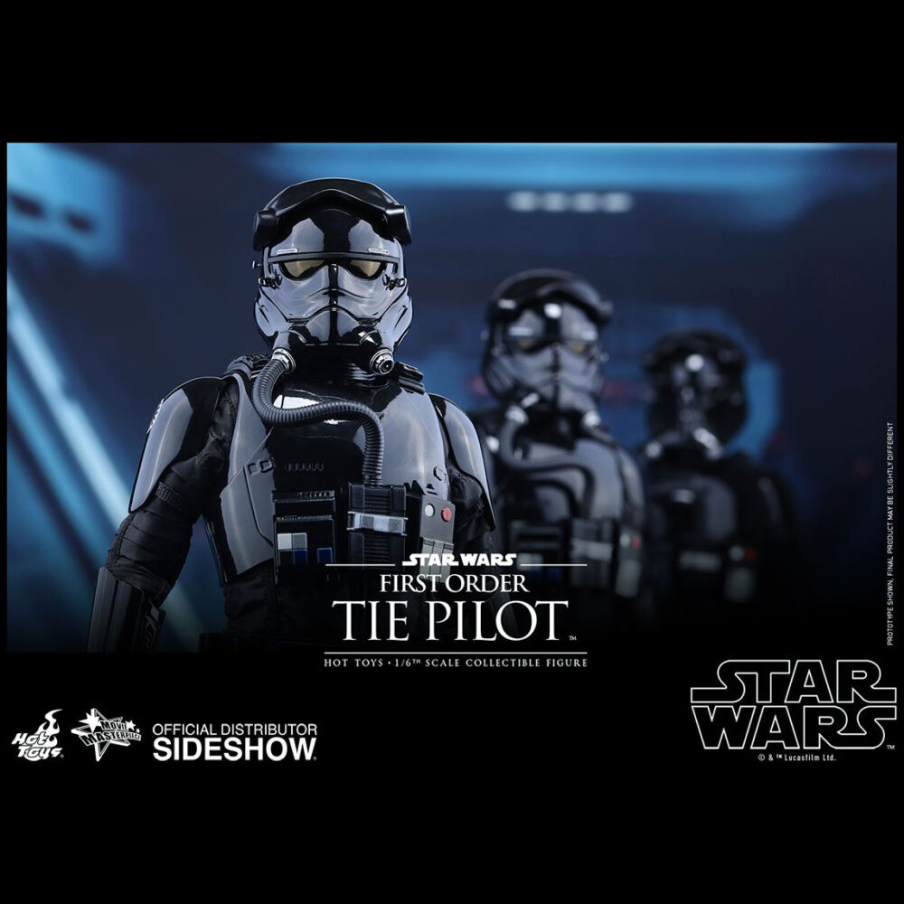 اکشن فیگور خلبان (استاروارز) TIE Pilot