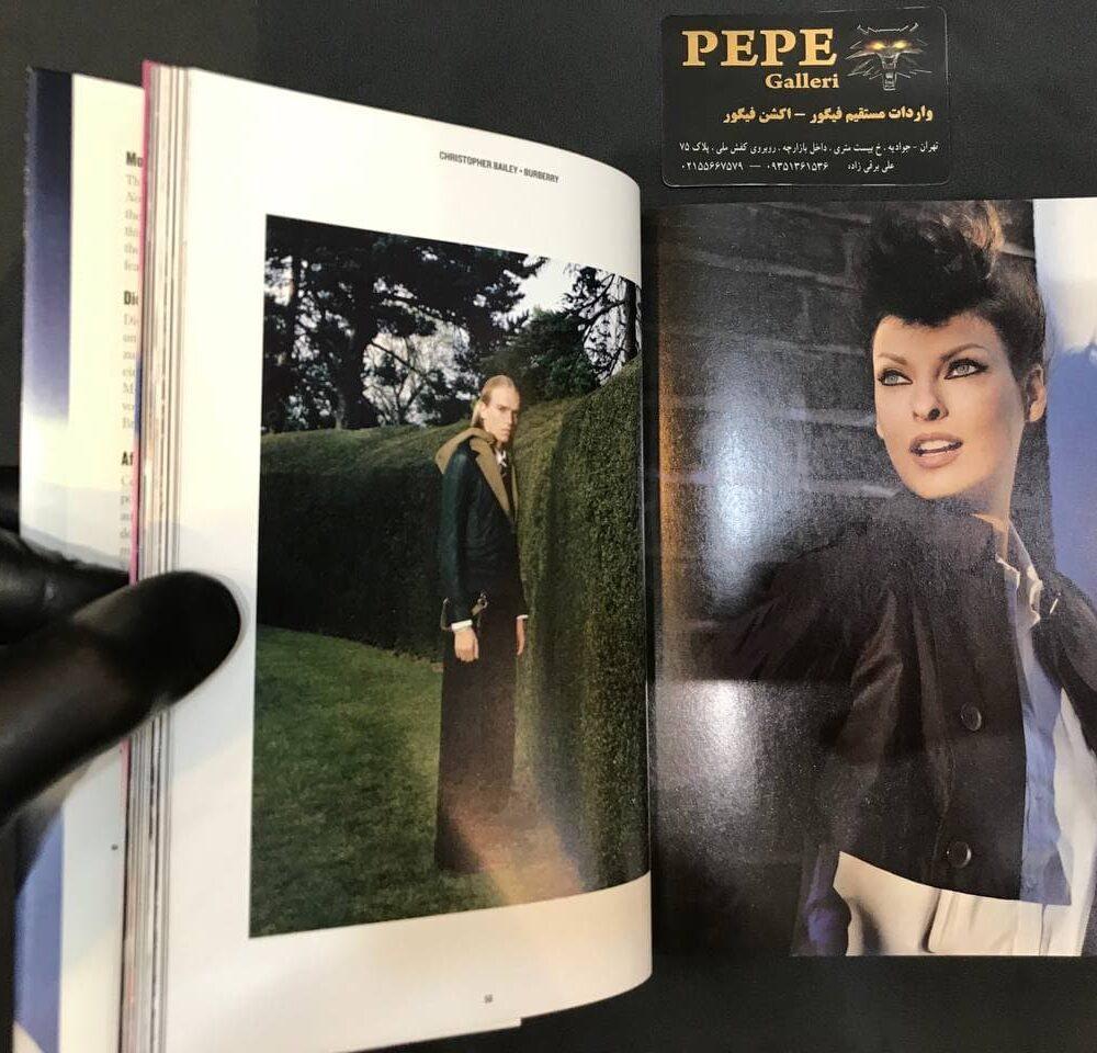 آلبوم عکس 100 طراح مد معاصر