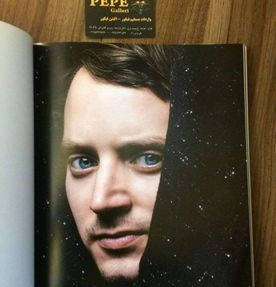 ارت بوک ( آلبوم عکس ) فوق العاده از ستاره های هالیوود (9)