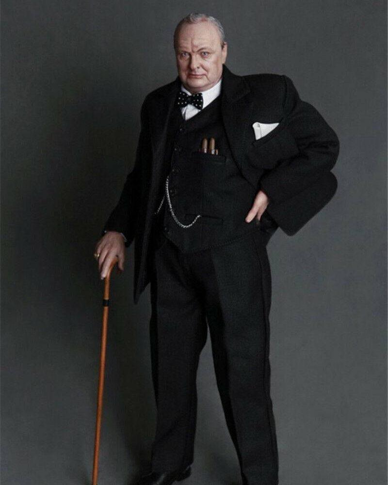 اکشن فیگور فوق العاده وینستون چرچیل (5)