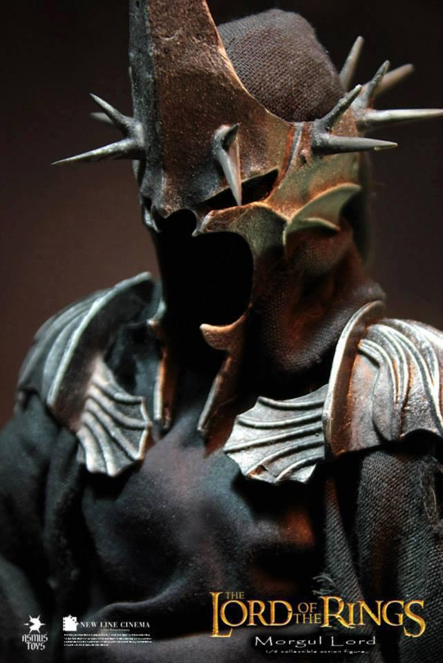 اکشن فیگور فوق العاده و کمیاب Morgul Lord ( ویچ کینگ – ارباب حلقه ها ) (12)