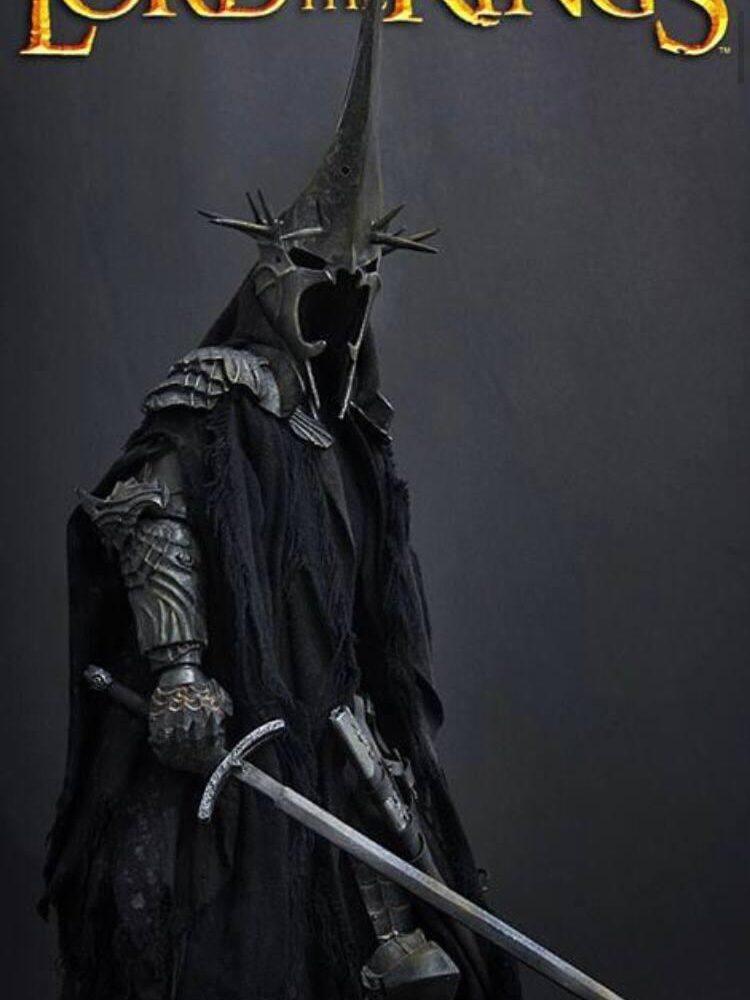 اکشن فیگور فوق العاده و کمیاب Morgul Lord ( ویچ کینگ – ارباب حلقه ها ) (14)