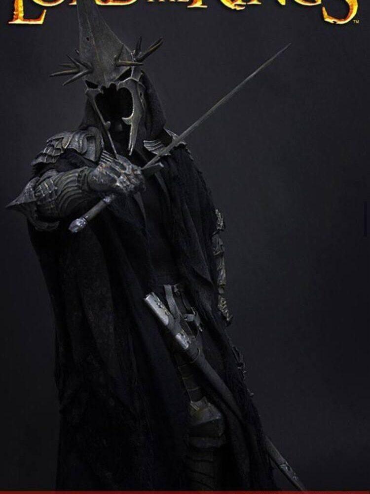 اکشن فیگور فوق العاده و کمیاب Morgul Lord ( ویچ کینگ – ارباب حلقه ها ) (16)