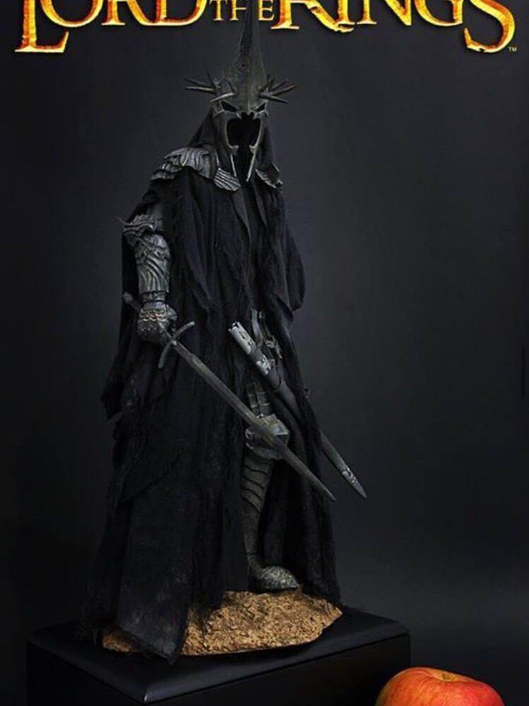 اکشن فیگور فوق العاده و کمیاب Morgul Lord ( ویچ کینگ – ارباب حلقه ها ) (17)