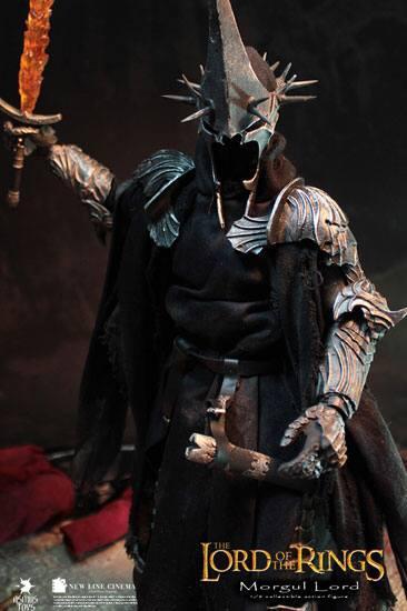 اکشن فیگور فوق العاده و کمیاب Morgul Lord ( ویچ کینگ – ارباب حلقه ها ) (3)