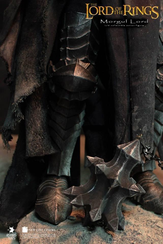 اکشن فیگور فوق العاده و کمیاب Morgul Lord ( ویچ کینگ – ارباب حلقه ها ) (8)