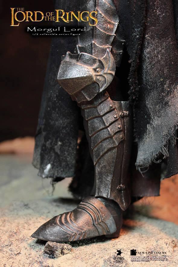 اکشن فیگور فوق العاده و کمیاب Morgul Lord ( ویچ کینگ – ارباب حلقه ها ) (9)