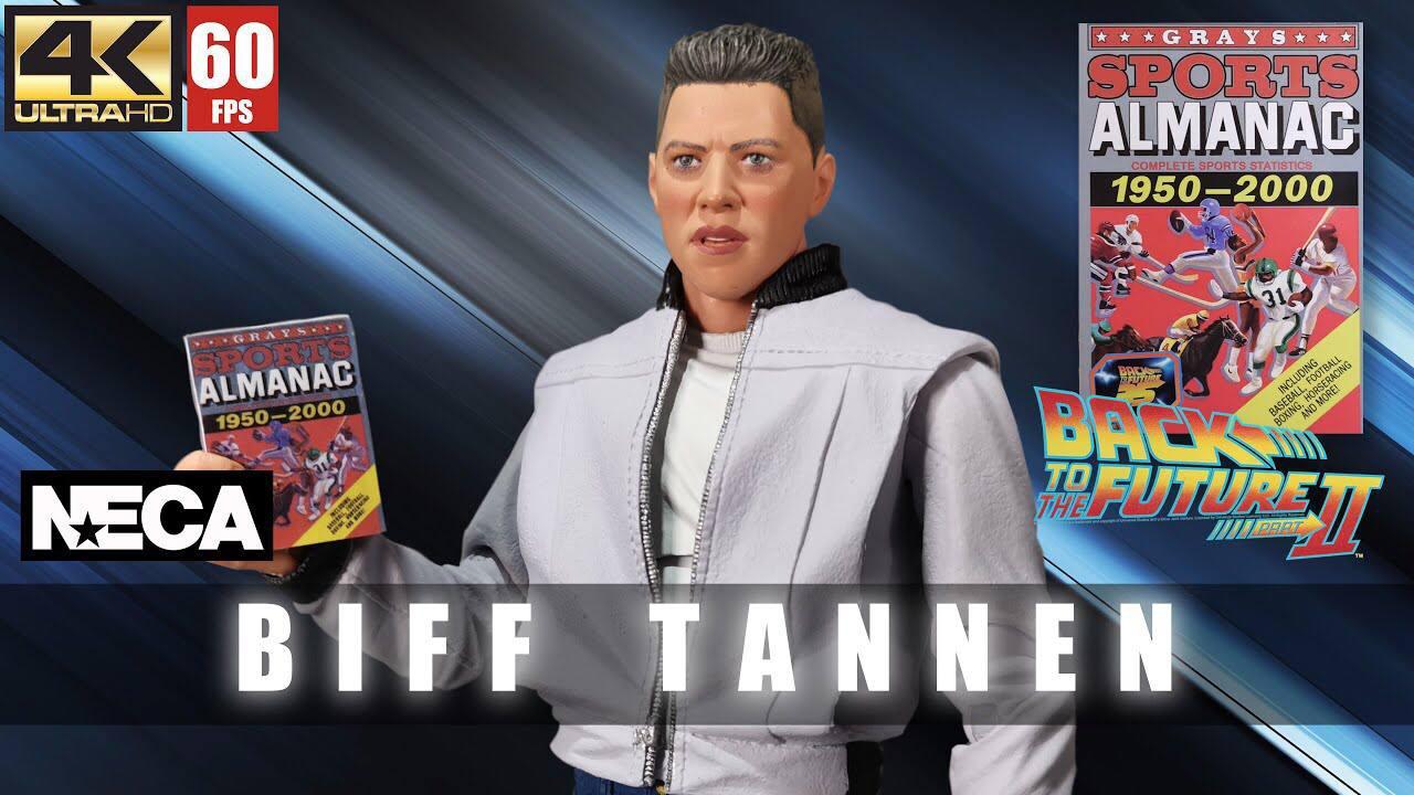 اکش فیگور Biff Tannen ( بازگشت به آینده ۲ ) (5)