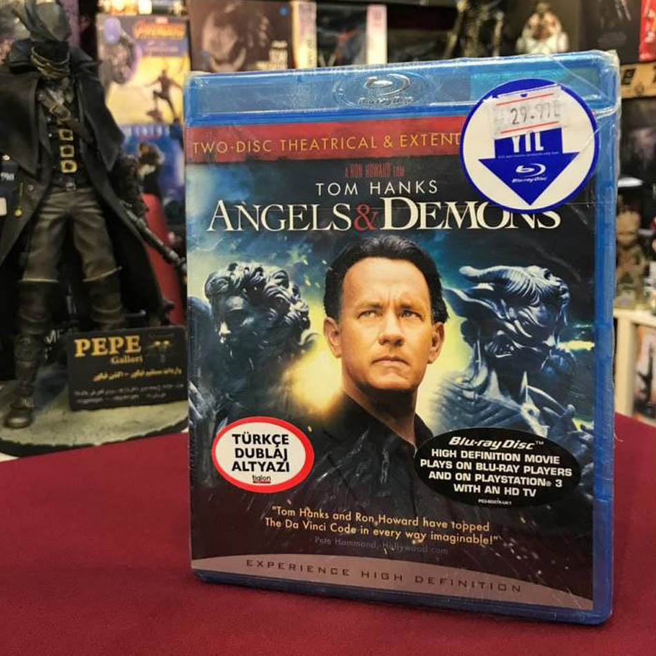 بلوری اورجینال فیلم فرشتگان و شیاطین