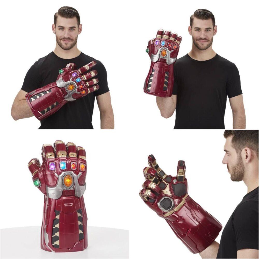 دستکش قدرت سایز واقعی ( اونجرز پایان بازی )