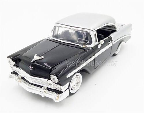 ماکت فلزی جادا شورلت (1956 CHEVY BEL AIR BY JADA) مشکی ( مجموعه سریع و خشن ) (3)
