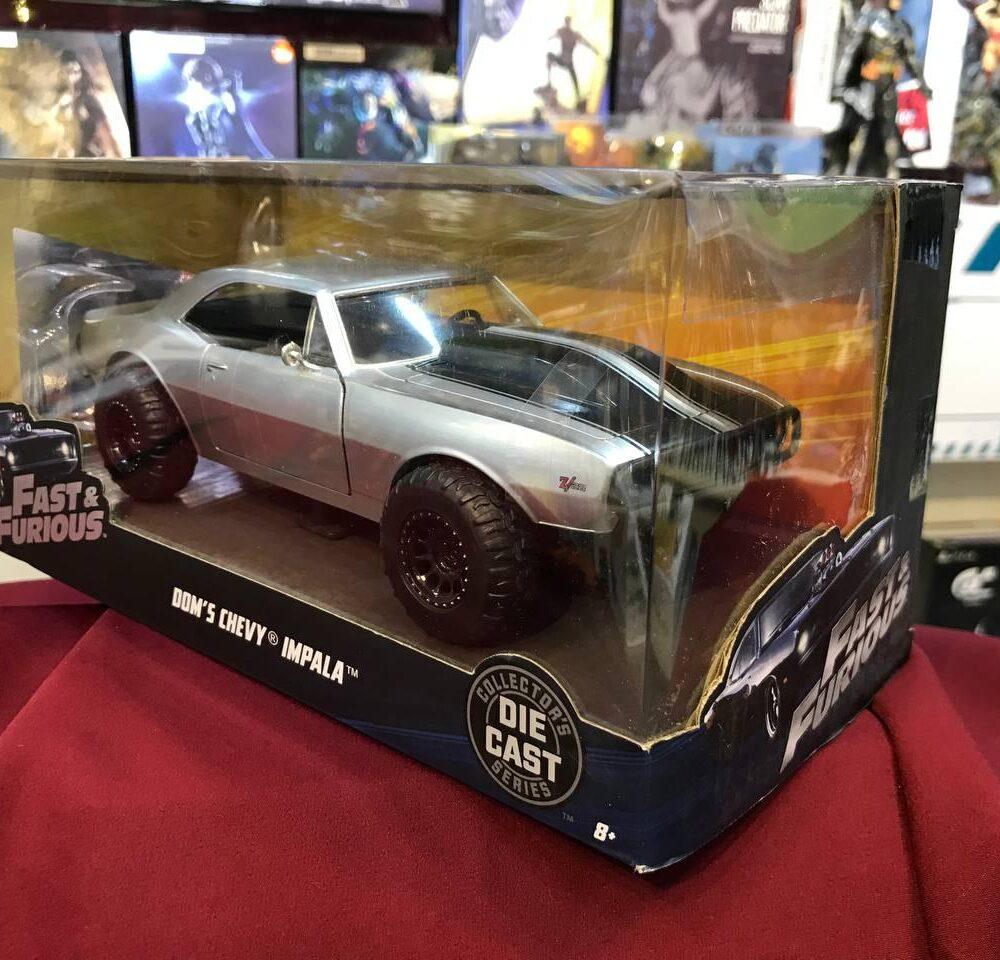 ماکت فلزی جادا مدل Fast & Furious 1967 Chevy Camaro (1)