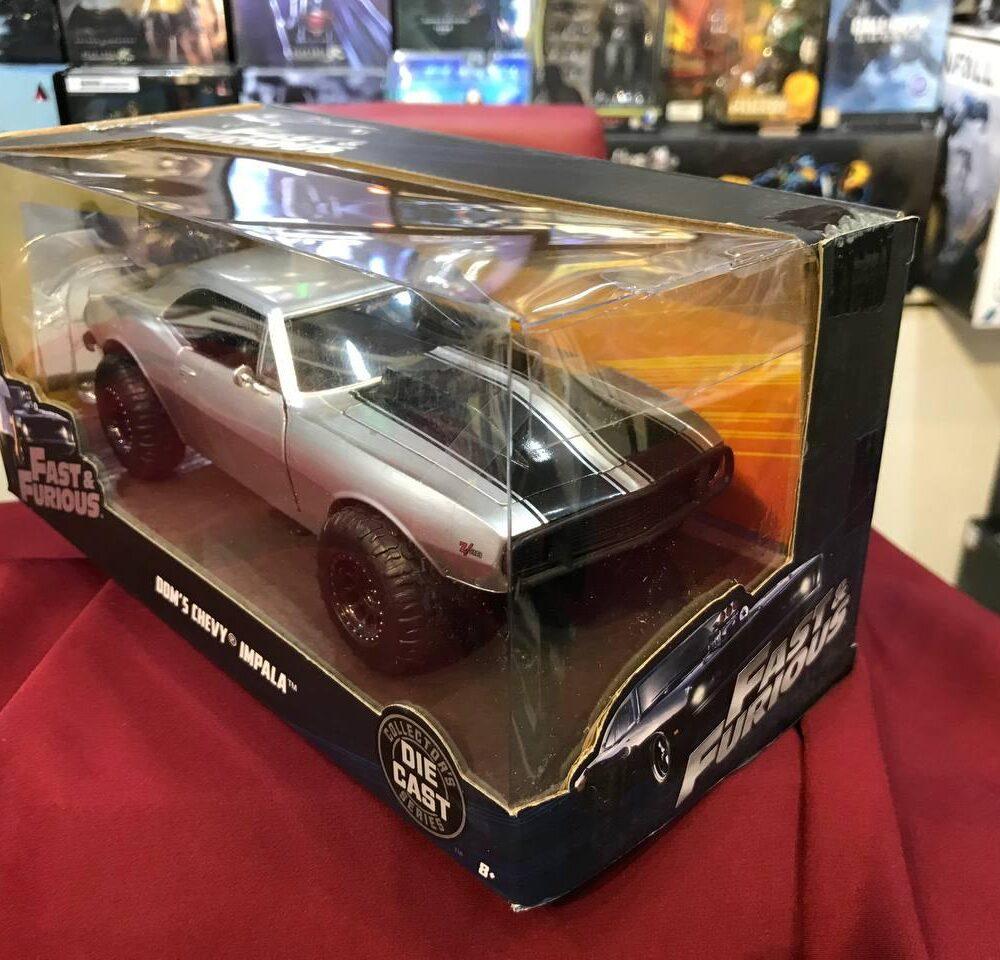 ماکت فلزی جادا مدل Fast & Furious 1967 Chevy Camaro (3)