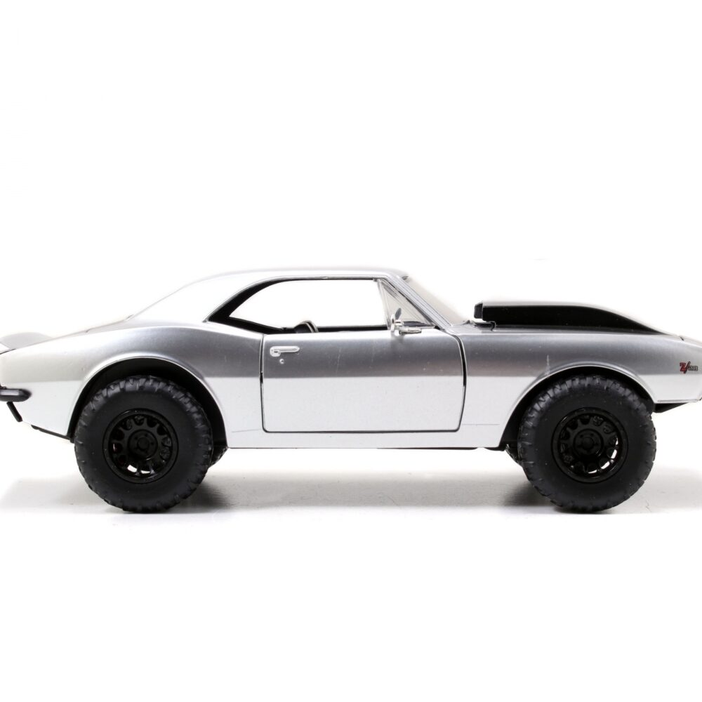 ماکت فلزی جادا مدل Fast & Furious 1967 Chevy Camaro (4)