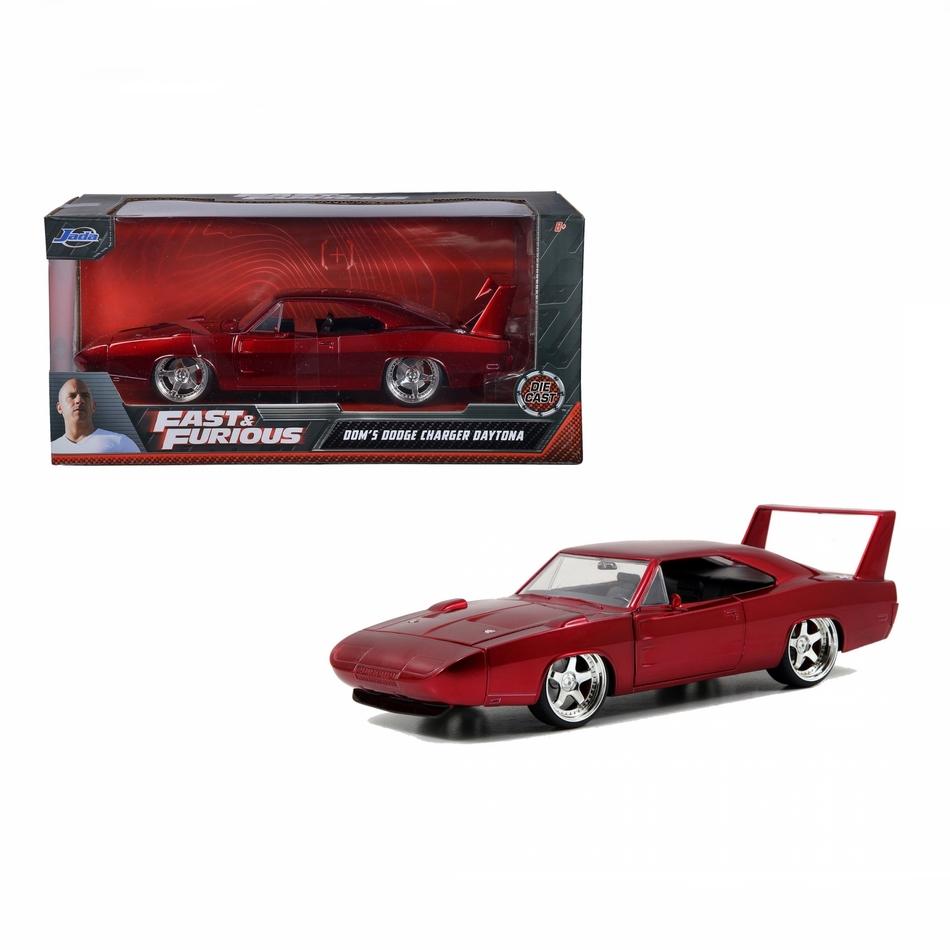 ماکت فلزی جادا مدل Fast & Furious 1969 Dodge Charger