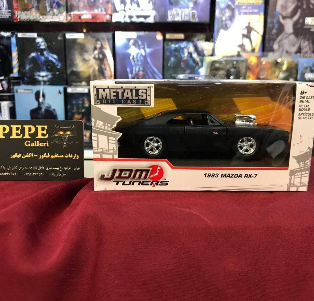 ماکت فلزی جادا مدل Fast & Furious 1970 Dodge Charger (11)