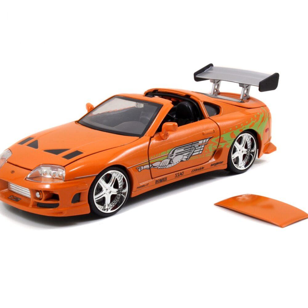 ماکت فلزی جادا مدل Fast & Furious 1995 Toyota Supra (3)