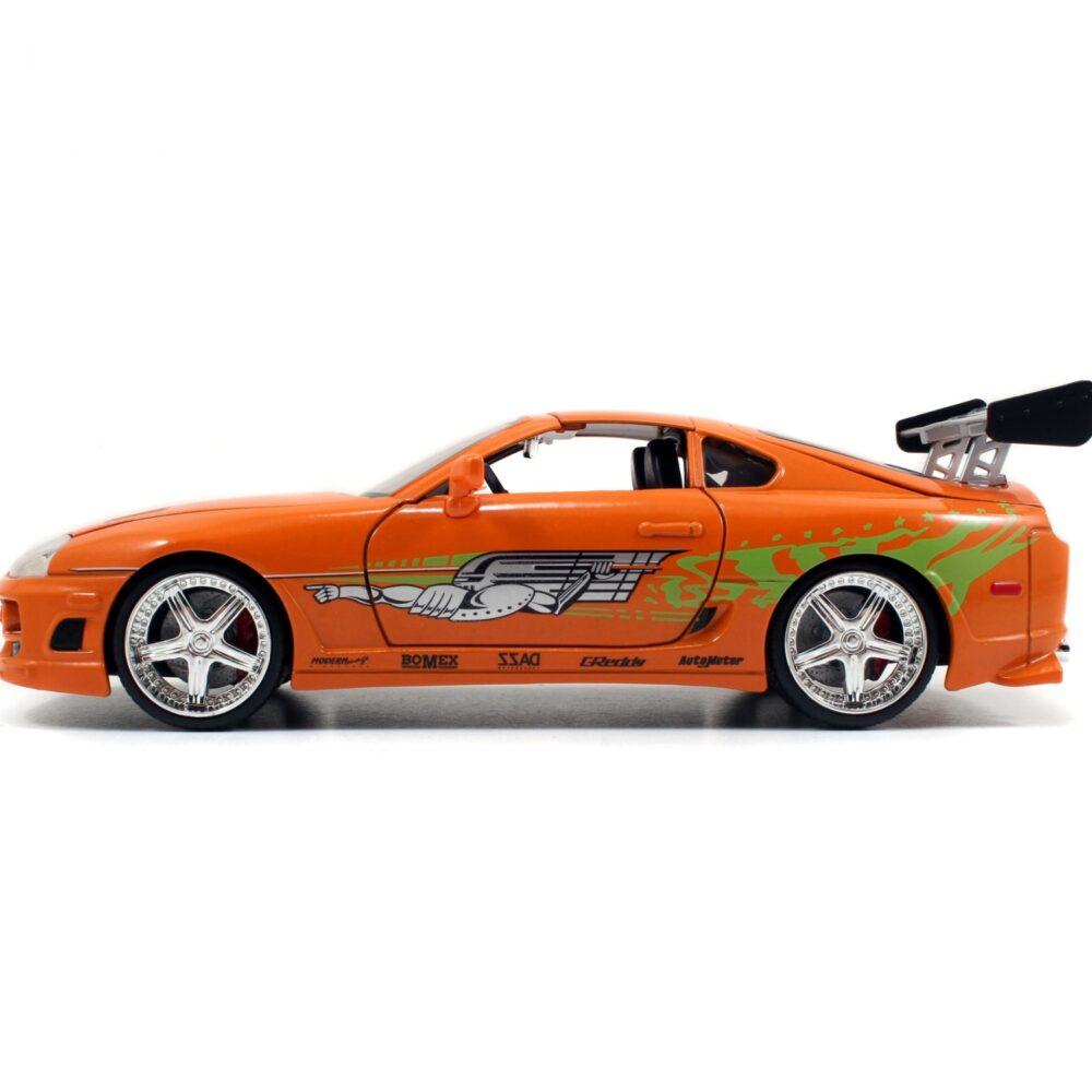ماکت فلزی جادا مدل Fast & Furious 1995 Toyota Supra (4)