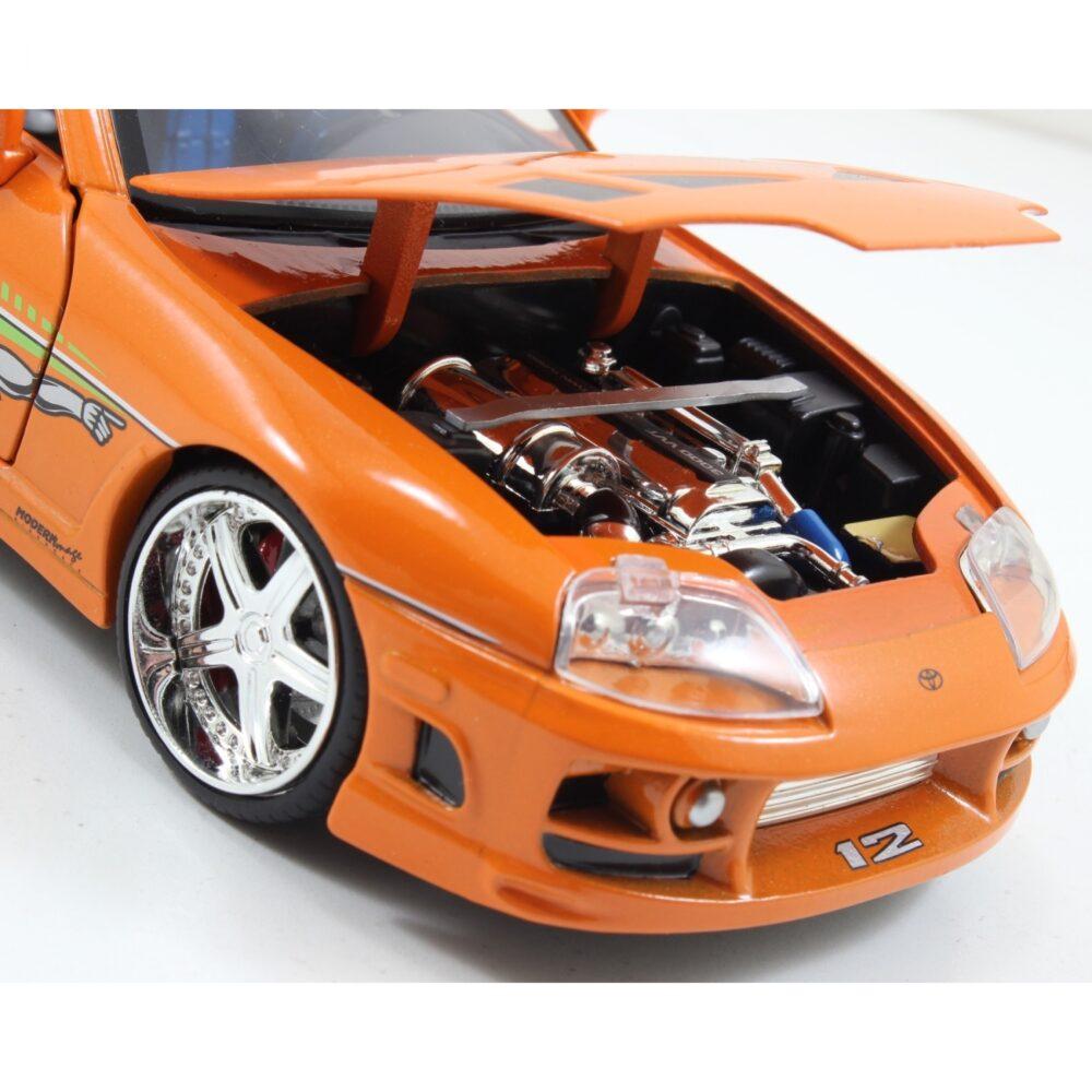 ماکت فلزی جادا مدل Fast & Furious 1995 Toyota Supra (5)