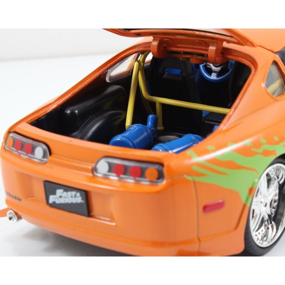 ماکت فلزی جادا مدل Fast & Furious 1995 Toyota Supra (6)
