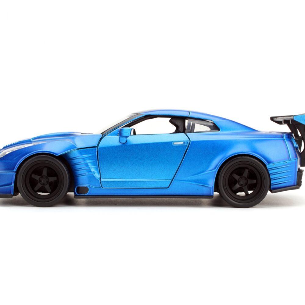 ماکت فلزی جادا مدل Fast & Furious 2009 Nissan Ben Sopra (3)