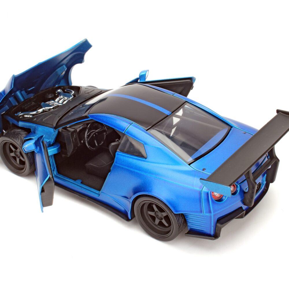 ماکت فلزی جادا مدل Fast & Furious 2009 Nissan Ben Sopra (4)