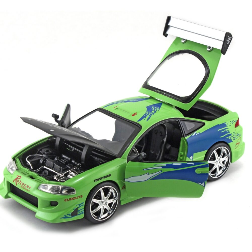 ماکت فلزی جادا مدل Fast & Furious Brian's Mitsubishi Eclipse (3)