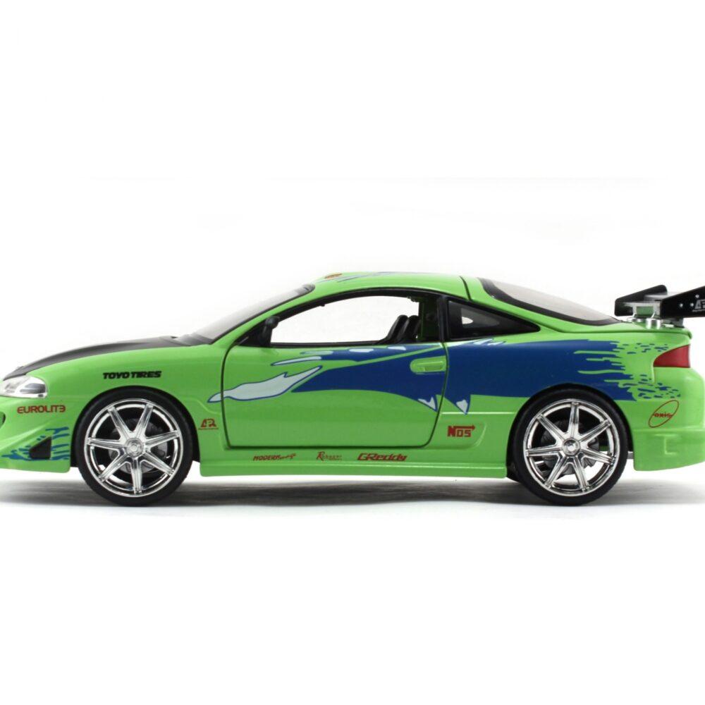 ماکت فلزی جادا مدل Fast & Furious Brian's Mitsubishi Eclipse (4)