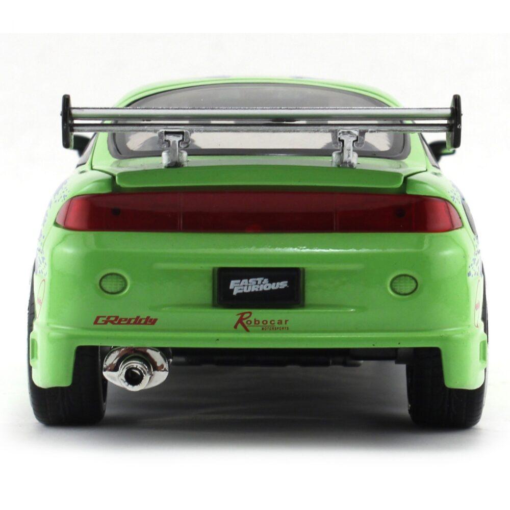 ماکت فلزی جادا مدل Fast & Furious Brian's Mitsubishi Eclipse (6)