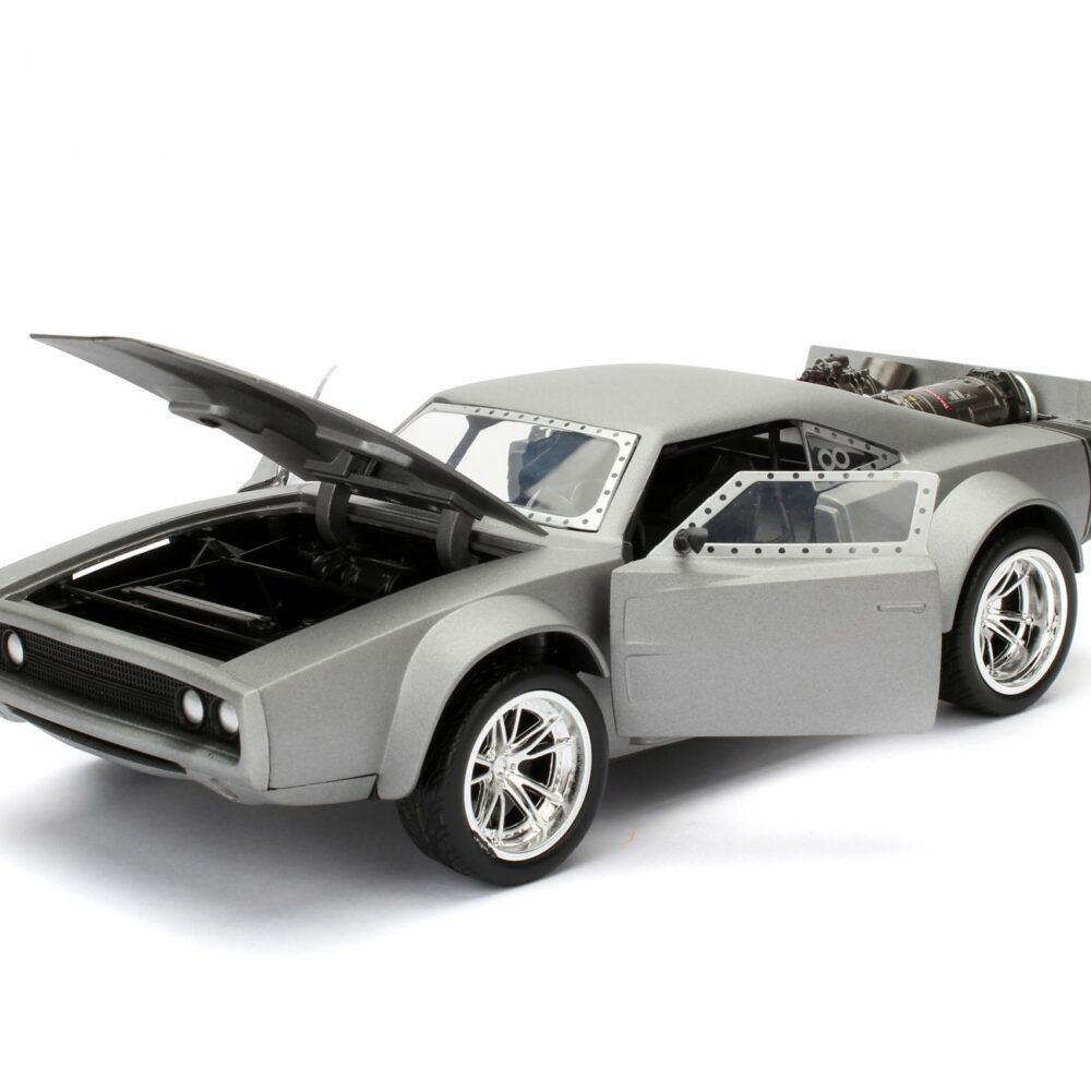 ماکت فلزی جادا مدل Fast & Furious FF8 Ice Charger (2)