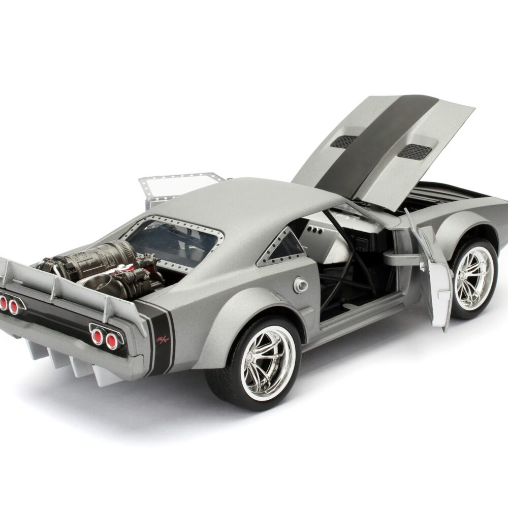 ماکت فلزی جادا مدل Fast & Furious FF8 Ice Charger (3)