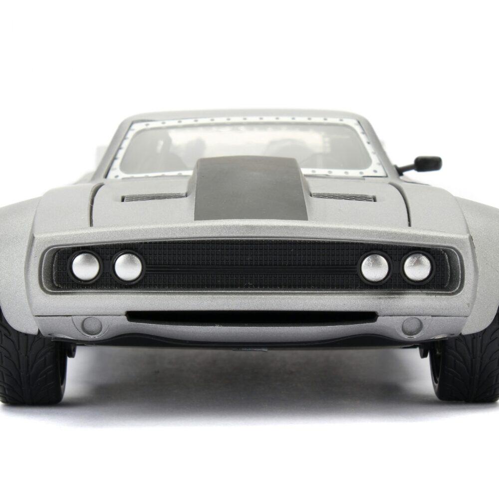 ماکت فلزی جادا مدل Fast & Furious FF8 Ice Charger (5)