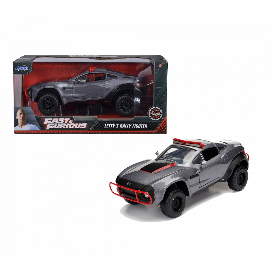 ماکت فلزی جادا مدل Fast & Furious Lettys Rally Fighter
