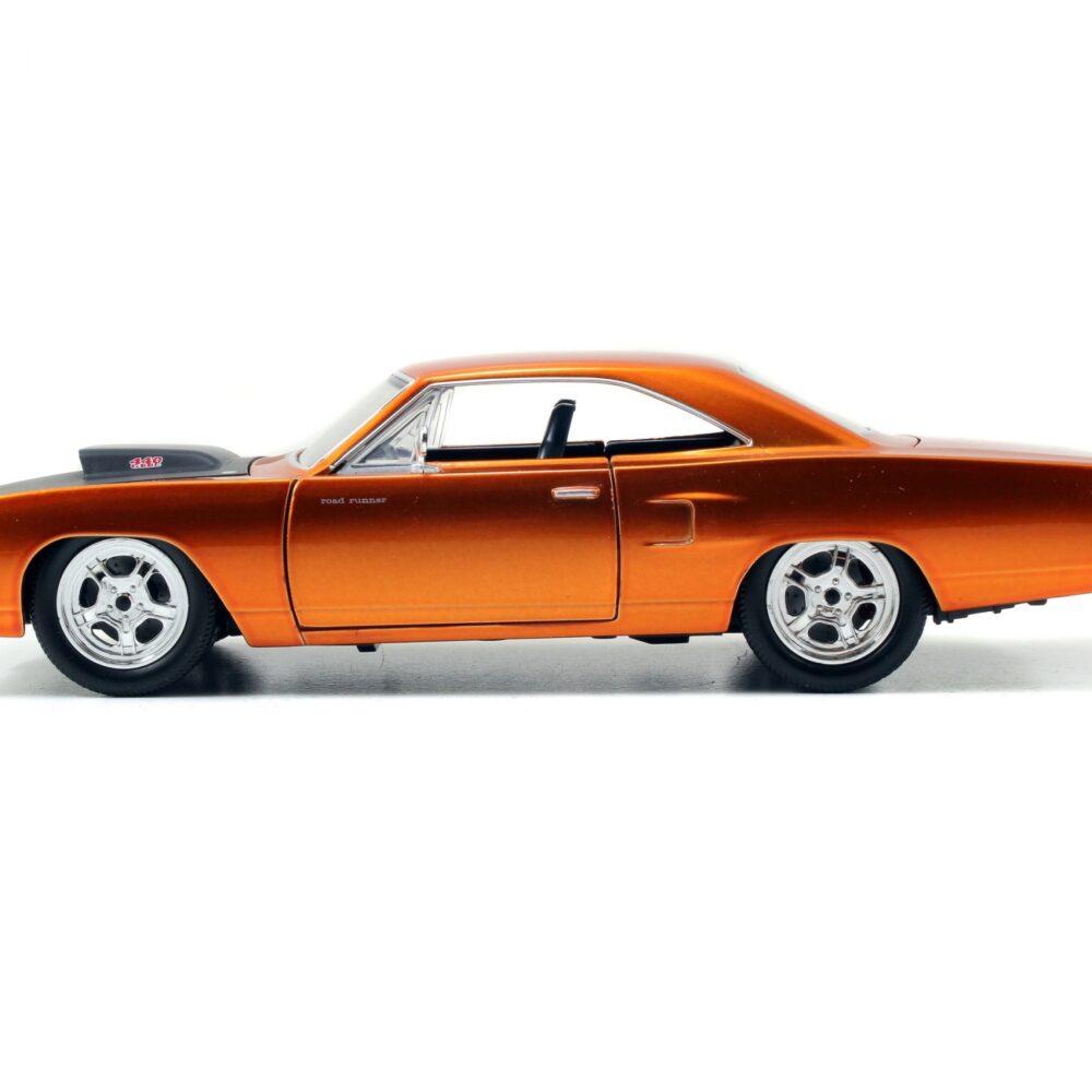 ماکت فلزی جادا مدل Fast&Furious 1970 Plymouth (4)