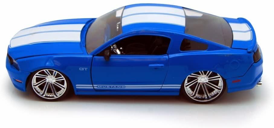 ماکت فلزی جادا مدل Jada 2010 Ford Mustang GT (2)