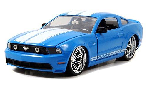 ماکت فلزی جادا مدل Jada 2010 Ford Mustang GT (6)