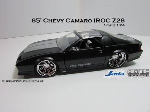 ماکت فلزی شورلت کامرو جادا مدل (IROC-Z) (2)