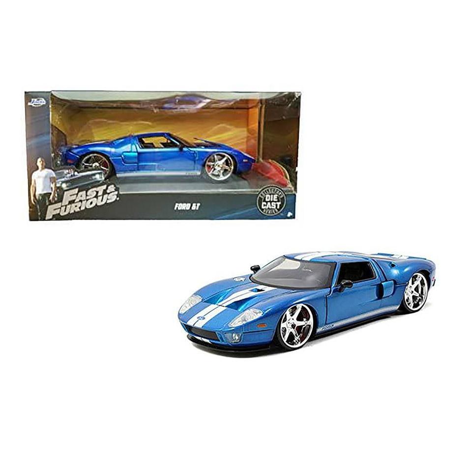ماکت-فلزی-فورد-GT-مجموعه-سریع-و-خشن