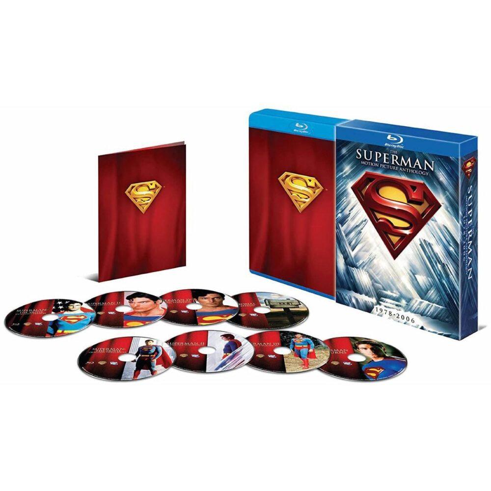 کالکشن کامل بلوری سوپرمن کریستوفر ریوز