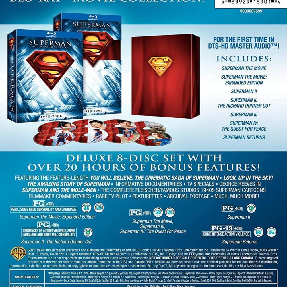 کالکشن کامل بلوری سوپرمن کریستوفر ریوز (2)
