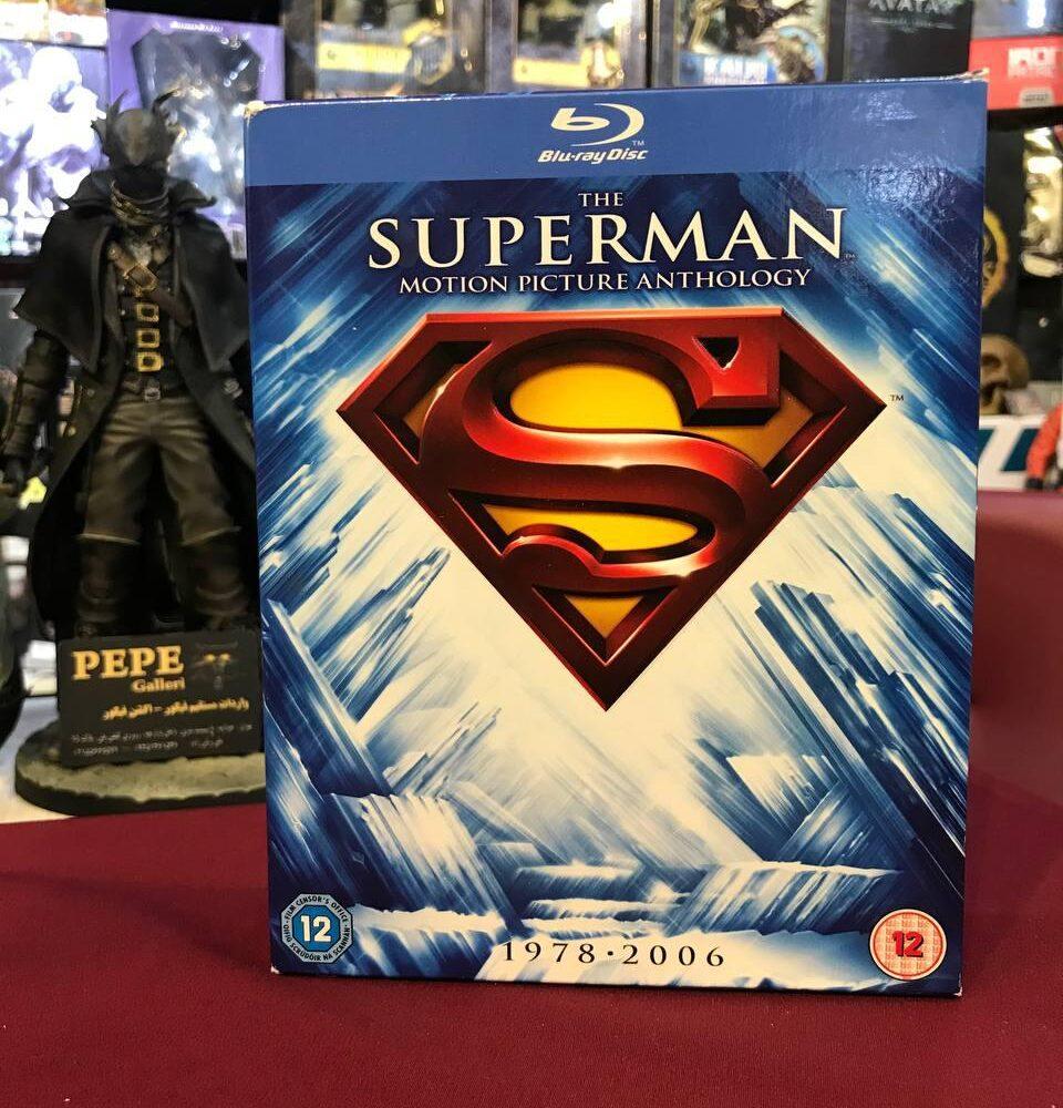 کالکشن کامل بلوری سوپرمن کریستوفر ریوز (6)