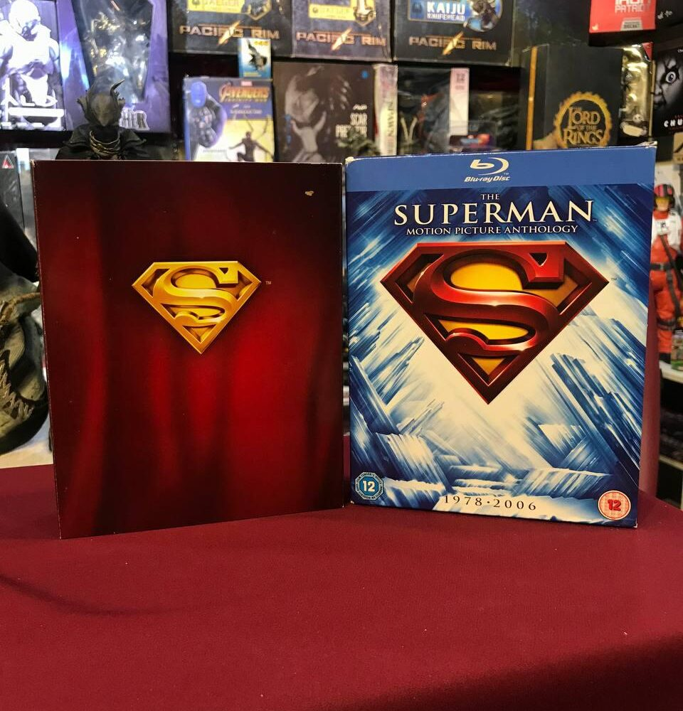 کالکشن کامل بلوری سوپرمن کریستوفر ریوز (7)