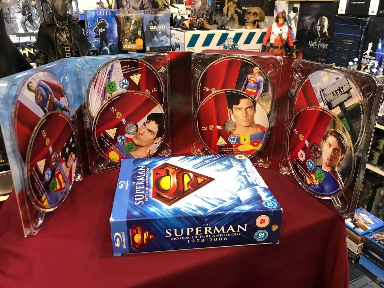 کالکشن کامل بلوری سوپرمن کریستوفر ریوز (9)