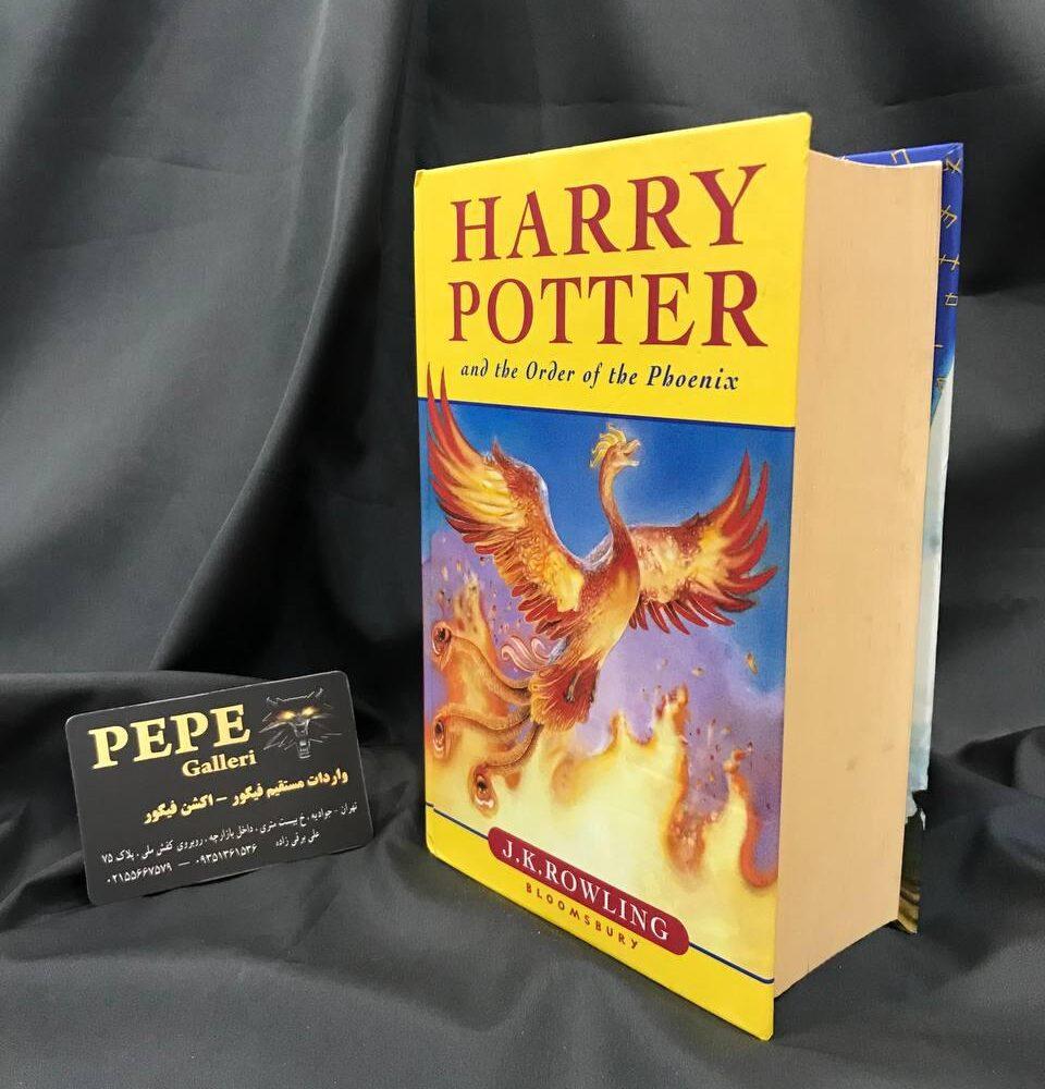 کتاب هری پاتر و محفل ققنوس ( کــتــاب پنــجــم ) (4)