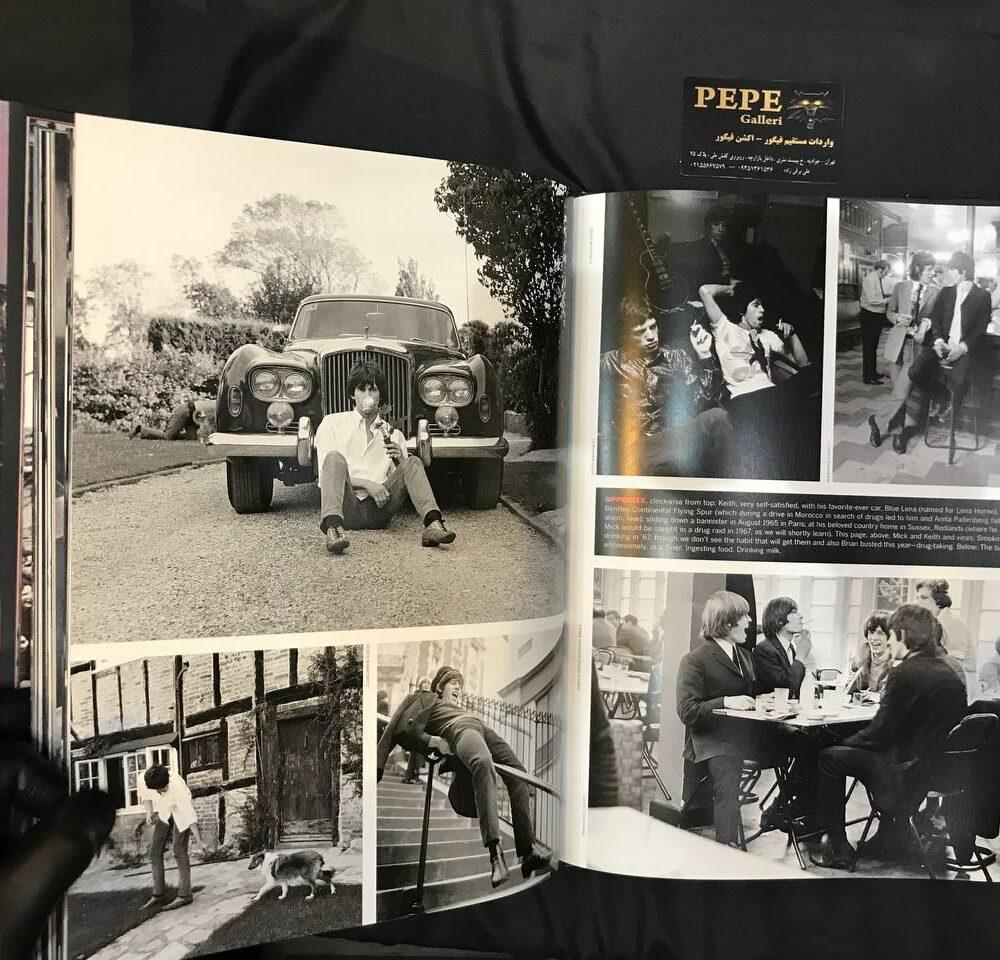 کتاب رولینگ استونز – ۵۰ سال راک اند رول