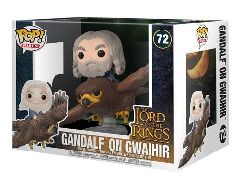 Funko POP Gandalf on Gwaihir (2)